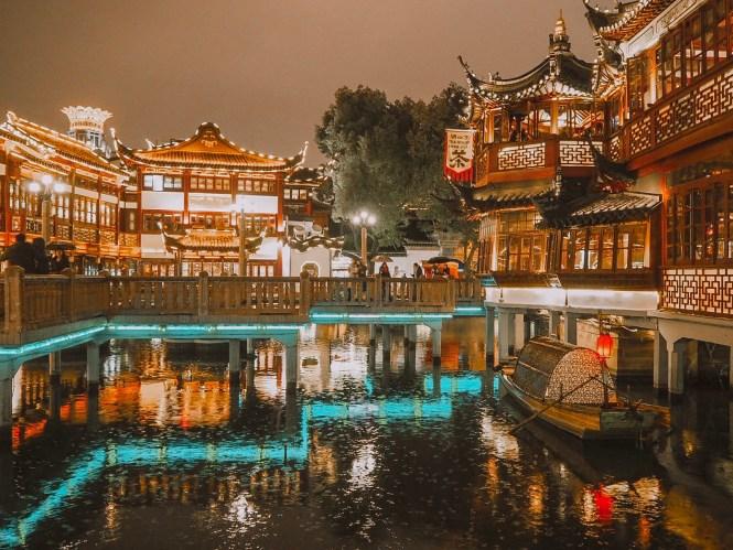 Yu Garden - O que fazer em Xangai