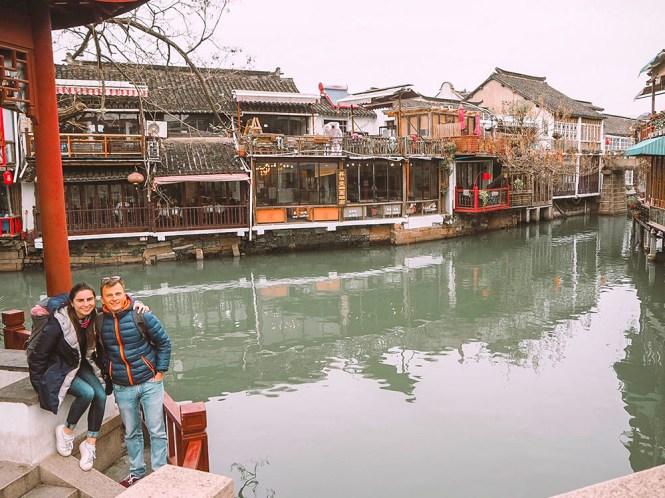 O que fazer em Xangai - cidade aquática Zhujiajiao 3