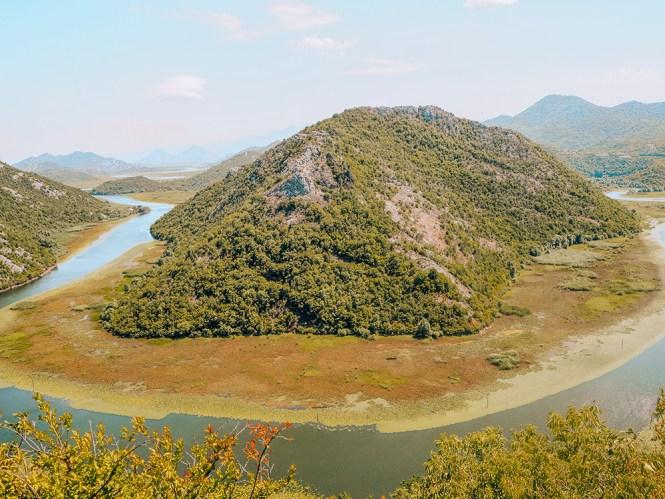 Pavlova Strana: uma das paisagens mais famosas de Montenegro