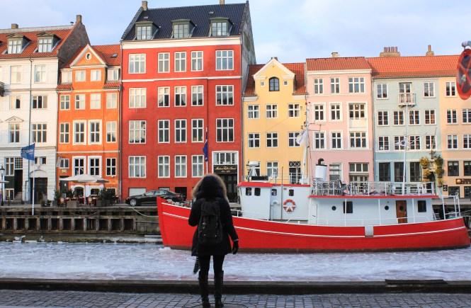 Walking tour em Copenhague - Nyhavn