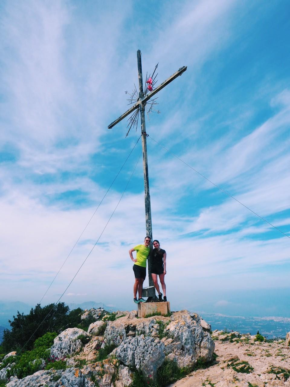 Trilha no Montgó - Costa Blanca - Espanha