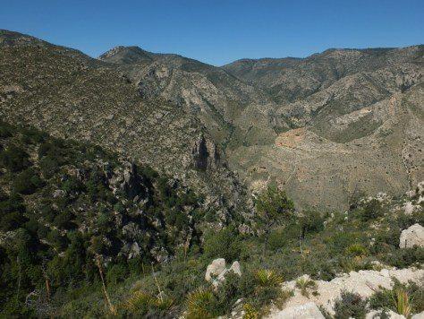 hike Guadalupe Peak Texas
