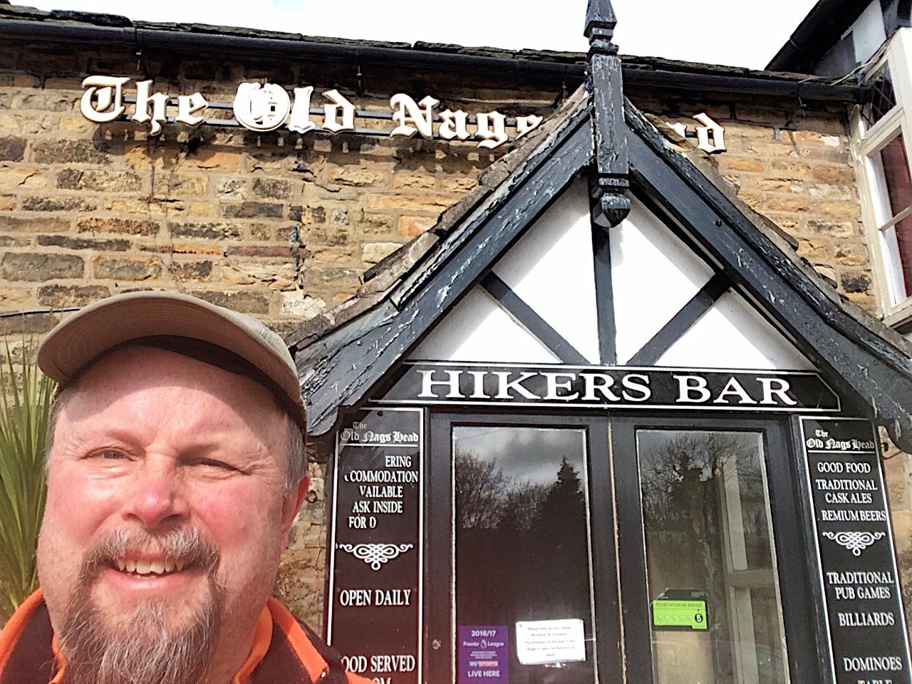 hiker's bar