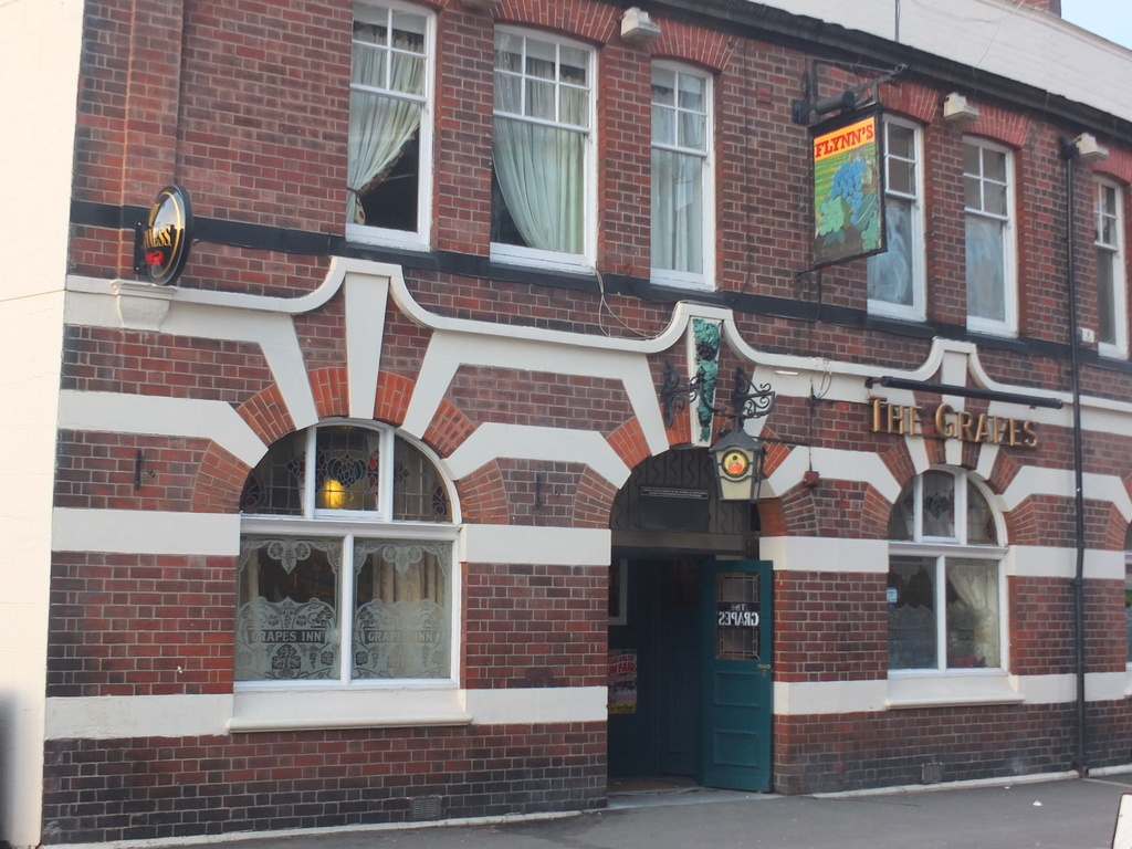 The Grapes Inn pub