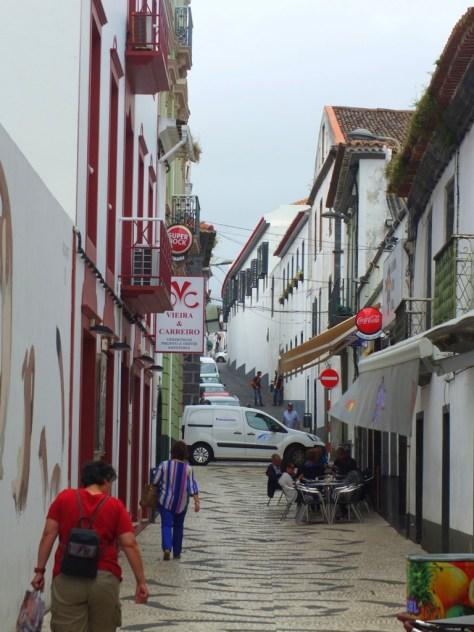 Azores Impressions - streetscape
