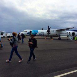 Azores Impressions - SATA Airlines