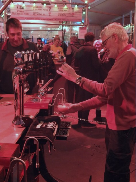 BeerAlive taps