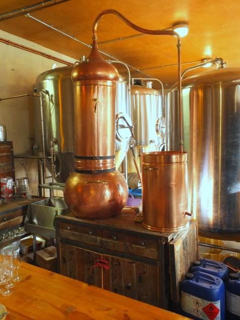 True North Brewing Company distiller