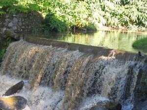 stream below Cascata do Salto do Cabrito