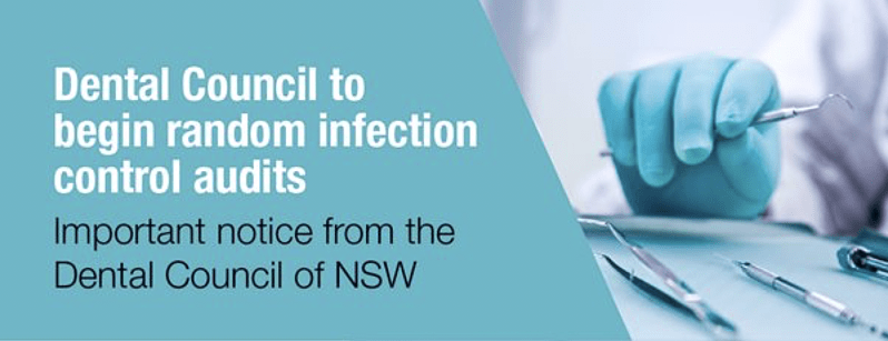 Random Infection Control Audits to happen in NSW