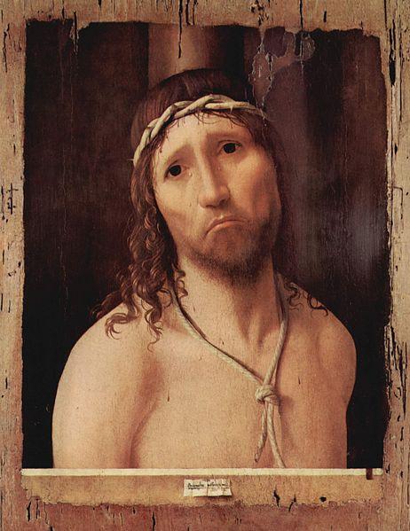 Santo Ecce Homo o Cristo de la Columna