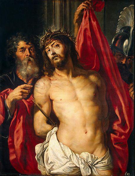 Santo Ecce Homo de Peter Paul Robens