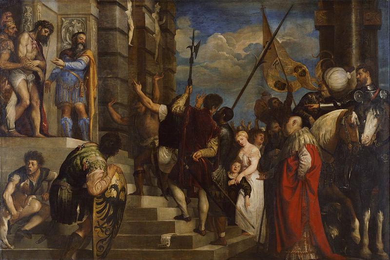 Santo Ecce Homo de Tiziano
