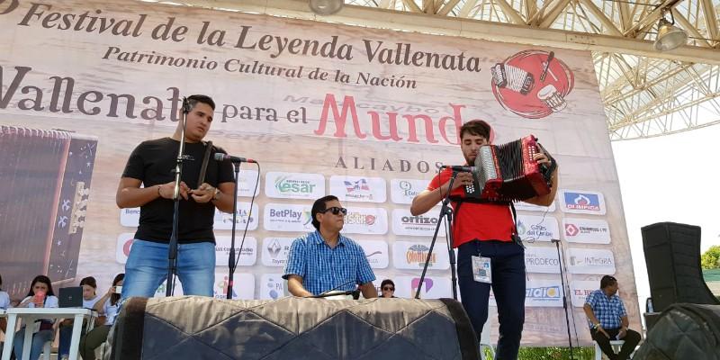 JAVIER MATTA CORREA_FESTIVAL VALLENATO_PRIMERALINEA
