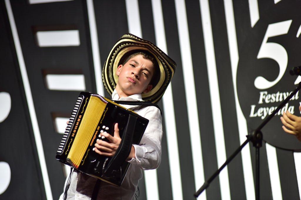 Rey Vallenato Infantil José Villazón. Ganadores del Festival Vallenato