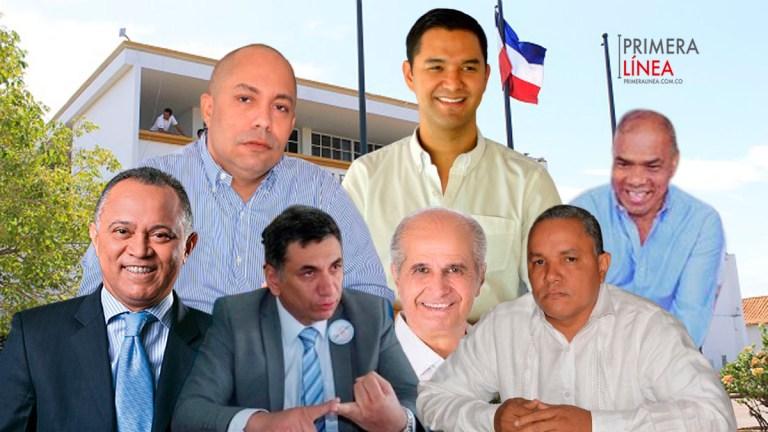 candidatos a la alcaldía de Valledupar