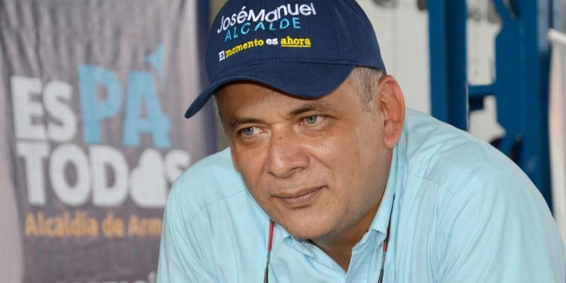 José Manuel Ríos Morales