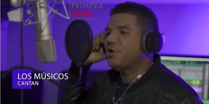 LOS MUSICOS CANTAN - HUGO CALDERON (1)