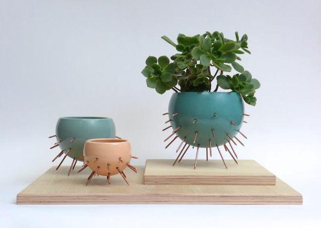 Set macetas Cactus-Grande $360