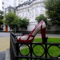 Con Algior zapatos vos elegís ser reina, princesa o primera dama