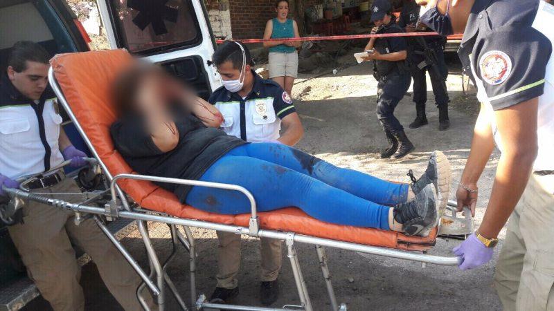 balaceada ambulancia