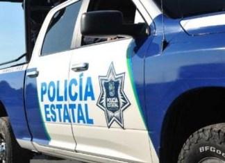 Abaten estatales a presunto delincuente