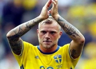 Suecia revela lista de convocados para Mundial Rusia 2018