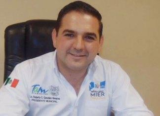 Liberan al alcalde electo de Ciudad Mier