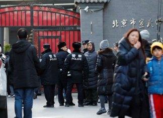 Hombre hiere a 20 niños en una escuela de China