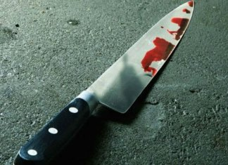 Mató a su esposo de 185 puñaladas; la obligaba a prostituirse