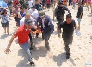 Semana Santa deja saldo rojo en Reynosa y Nuevo Laredo