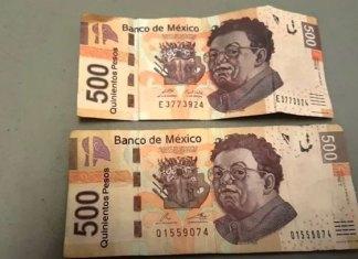 ¿Cómo identificar un billete falso?