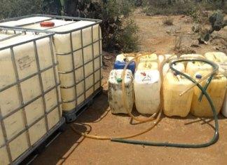 Recuperan casi 3 mil litros de hidrocarburo