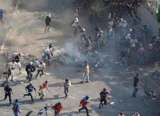 Reportan 4 muertos durante protestas contra Maduro en Venezuela