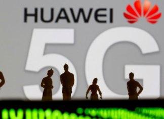 Huawei y Rusia firman acuerdo para desarrollar tecnología 5G