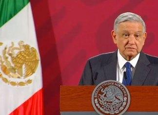 AMLO descarta desbordamiento de contagios por Covid-19 en México