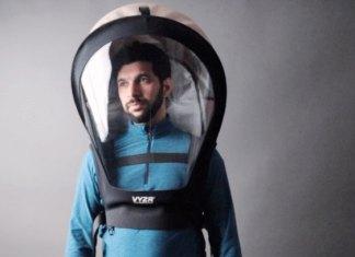 Crean innovadoras mascarillas que parecen cascos espaciales