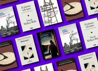 Quédate en casa leyendo: seis libros que recomendamos