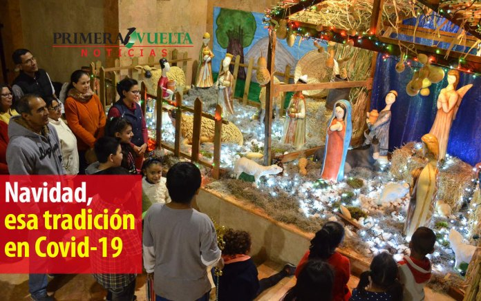 Navidad, esa tradición en Covid-19