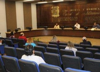 Convoca Alcalde Mario López a seguir trabajando intensamente por Matamoros