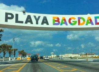 Abrirán playa Bagdad en Semana Santa