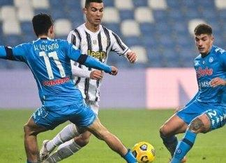 Cristiano, el mejor jugador de la Serie A