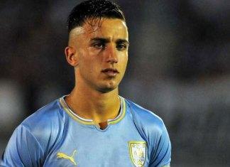 Hallan muerto a ex futbolista uruguayo de 25 años