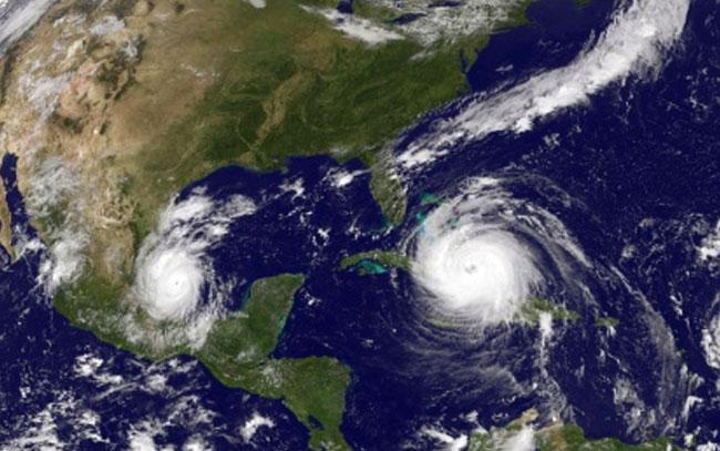 Incrementarán huracanes y tormentas en el Atlántico