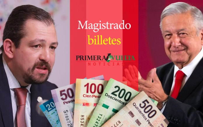 Magistrado Billetes