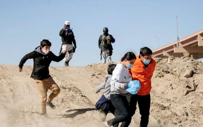 México, Honduras y Guatemala desplegarán más tropas por migrantes