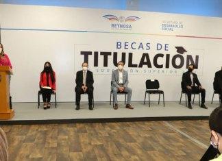 Pone Gobierno de Reynosa alas a nuevos profesionistas
