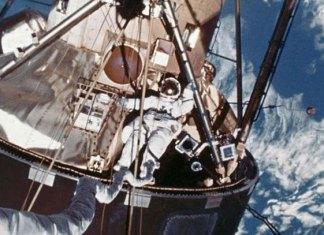 """Skylab 4 y el """"motín en el espacio"""""""