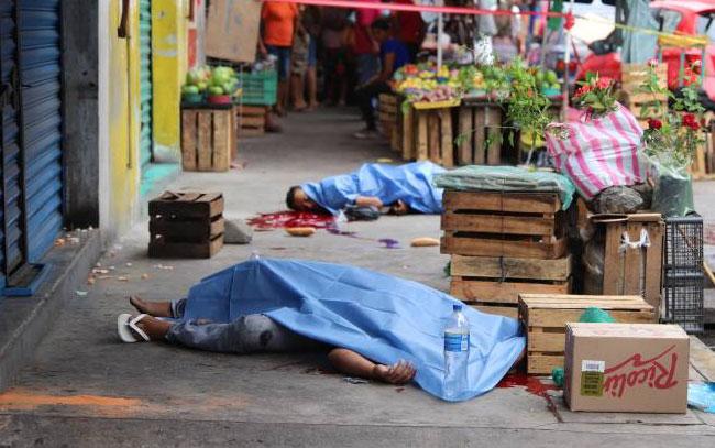 Tiene México jornada más violenta en 10 meses
