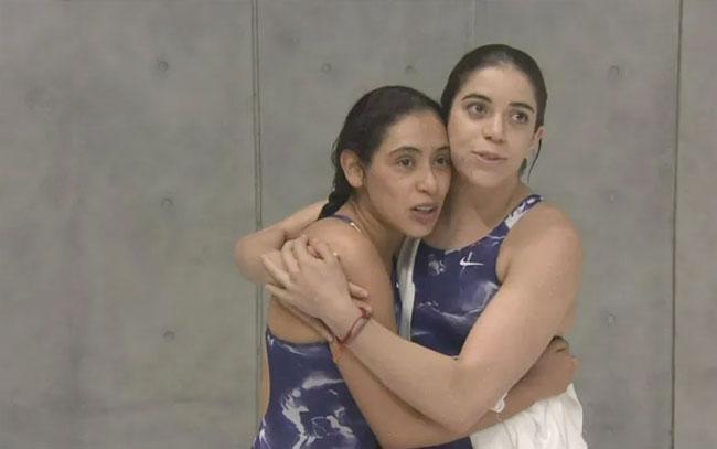 Clavadistas mexicanas clasifican a Juegos Olímpicos de Tokio